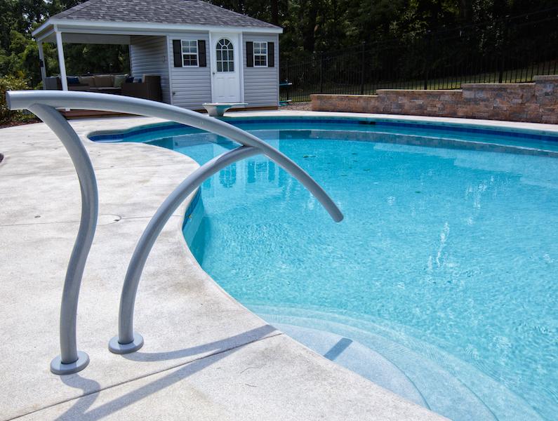 Simply Beautiful Gunite Pool